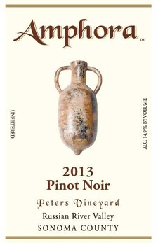Pinot Noir 2013, Peters Vineyard